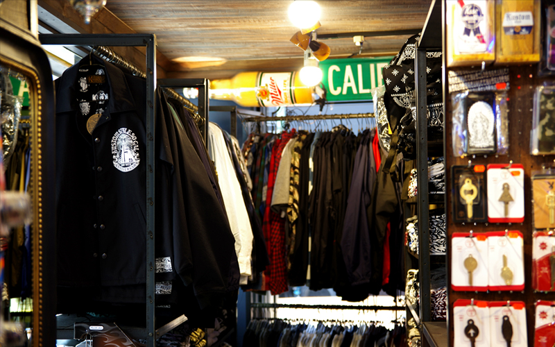 west coast culture clothing shop kustomstyle so cal